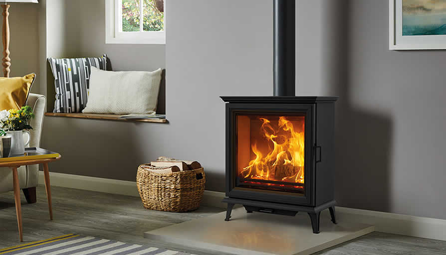 Wood burning stoves and fires